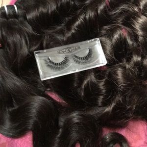 Mink Lashes and Hair Extensions